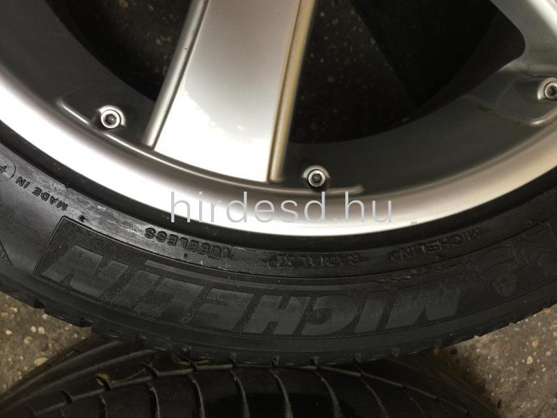 Audi felni nyári gumival - 2