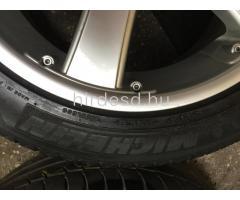 Audi felni nyári gumival - Kép 2