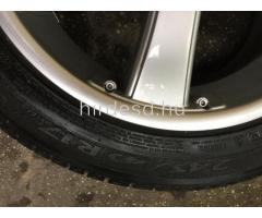 Audi felni nyári gumival - Kép 3