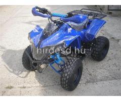 KXD 008 gyerek quad 125ccm kék színben! Több min200 jármű raktáron - Kép 1