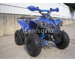KXD 008 gyerek quad 125ccm kék színben! Több min200 jármű raktáron - Kép 2
