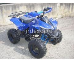 KXD 008 gyerek quad 125ccm kék színben! Több min200 jármű raktáron - Kép 3