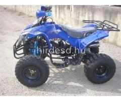 KXD 008 gyerek quad 125ccm kék színben! Több min200 jármű raktáron - Kép 4