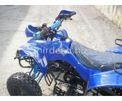 KXD 008 gyerek quad 125ccm kék színben! Több min200 jármű raktáron - Kép 5