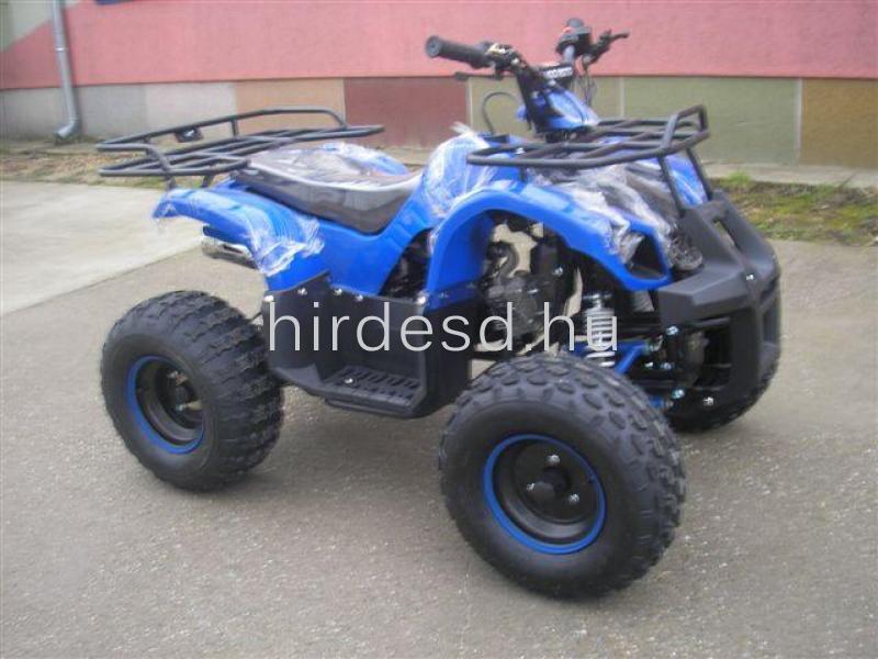 KXD 006 gyerek quad 125ccm többféle színben! Több min200 jármű raktáron - 2