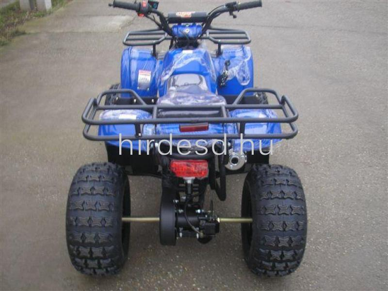 KXD 006 gyerek quad 125ccm többféle színben! Több min200 jármű raktáron - 3
