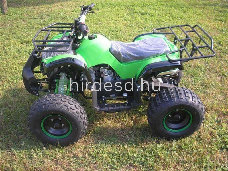 KXD 006 gyerek quad 125ccm többféle színben! Több min200 jármű raktáron - 4