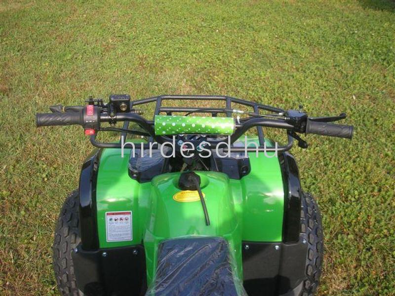 KXD 006 gyerek quad 125ccm többféle színben! Több min200 jármű raktáron - 5