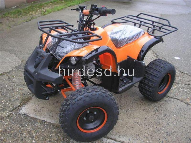 KXD 006 gyerek quad 125ccm többféle színben! Több min200 jármű raktáron - 7