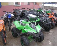 KXD 004  gyerek quad 125ccm többféle színben! Több min200 jármű raktáron - Kép 2