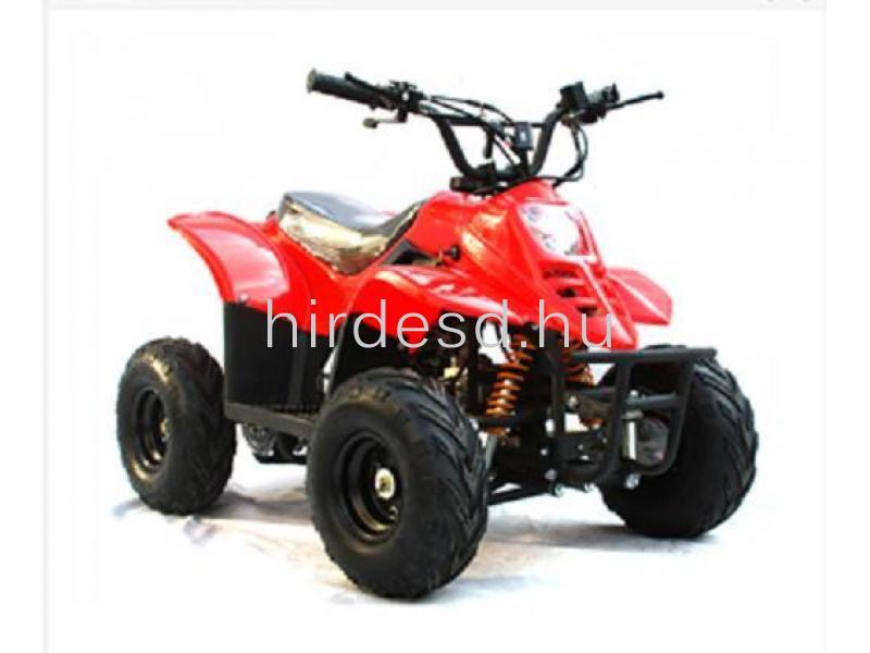 KXD 001  gyerek quad 110ccm többféle színben! Több min200 jármű raktáron - 5