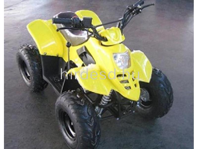 KXD 001  gyerek quad 110ccm többféle színben! Több min200 jármű raktáron - 6