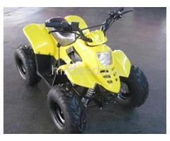 KXD 001  gyerek quad 110ccm többféle színben! Több min200 jármű raktáron - Kép 6