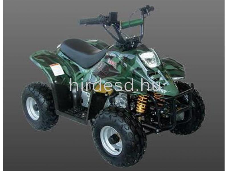 KXD 001  gyerek quad 110ccm többféle színben! Több min200 jármű raktáron - 7