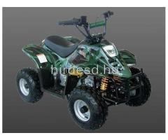 KXD 001  gyerek quad 110ccm többféle színben! Több min200 jármű raktáron - Kép 7