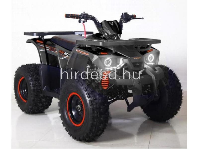 HUnter 125ccm prémium kategóriás gyerek quad - 1