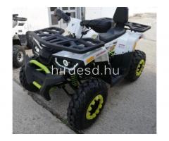 200ccm Hunter quad ATV Prémium kategória legújabb modell.többféle színben - Kép 1