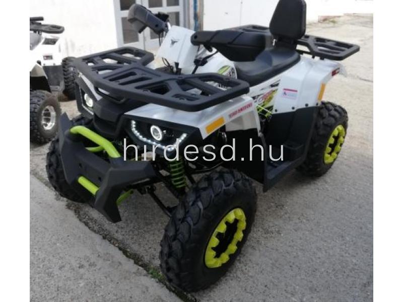 200ccm Hunter quad ATV Prémium kategória legújabb modell.többféle színben - 2