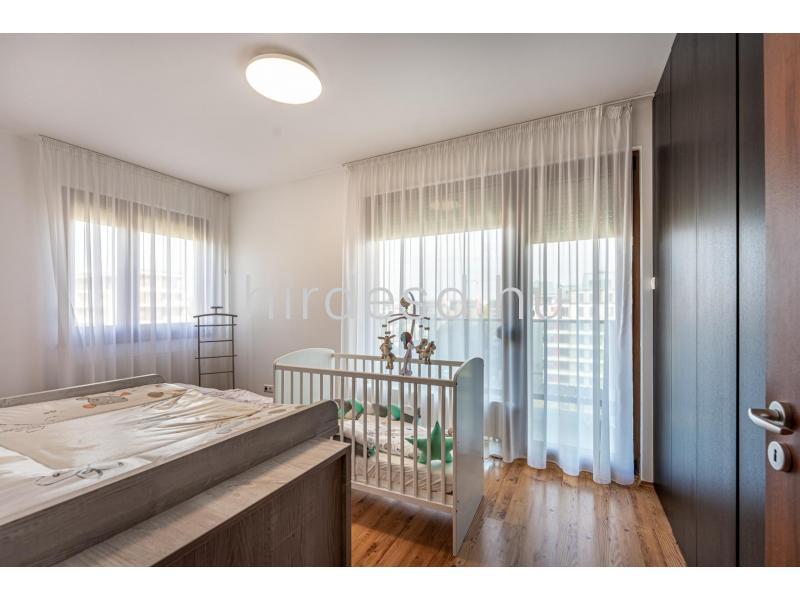 Budapest XIII. ker. Marina part 4 szobás, 108nm-es, panorámás lakás - 6