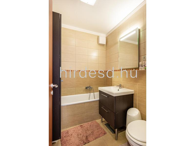 Budapest XIII. ker. Marina part 4 szobás, 108nm-es, panorámás lakás - 7
