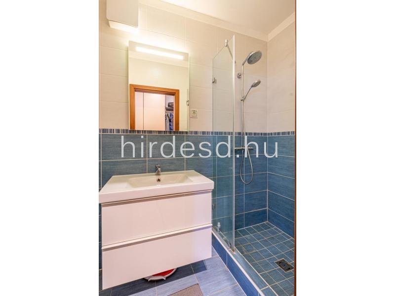 Budapest XIII. ker. Marina part 4 szobás, 108nm-es, panorámás lakás - 8